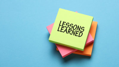 Philanthropy Lessons: Risk and Mistakes