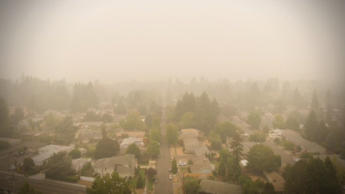 The Health Effects of Wildfire Smoke Giving Compass