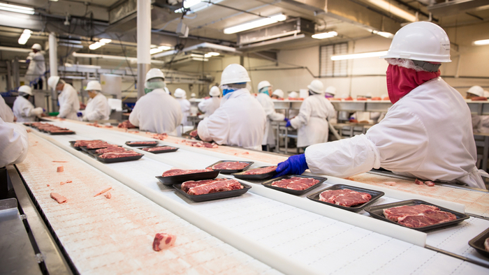 On Average, Meat Processing Workers Earn $15.53 Per Hour Giving Compass
