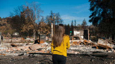 Disaster Response: Connect, Collaborate, Consider, Communicate
