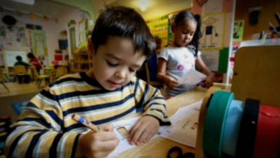 Hungry to Learn, Hungry to Transform: Advocating for Universal Early Education with SVP Portland